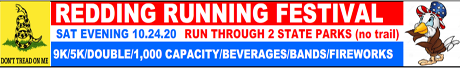 Redding Running Festival